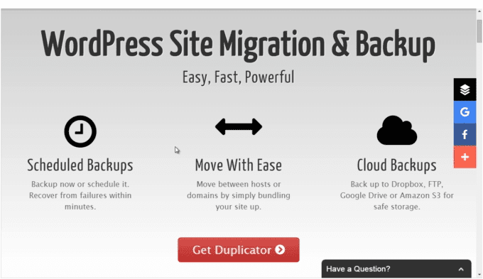 How To Back Up WordPress - WPMasterclasses.com