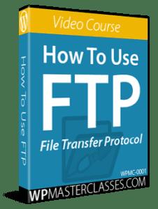 How To Use FTP - WPMasterclasses.com
