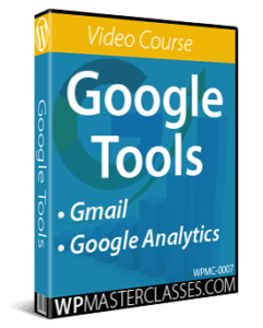 Google Tools - WPMasterclasses.com