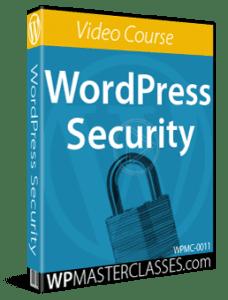 WordPress Security - WPMasterclasses.com