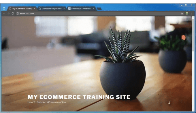 Build A WordPress e-Commerce Store - WPMasterclasses.com