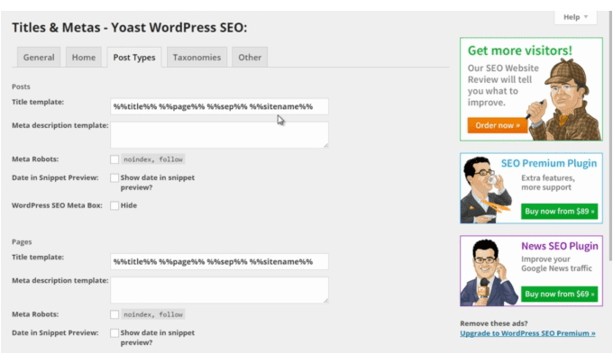 WordPress SEO - WPMasterclasses.com