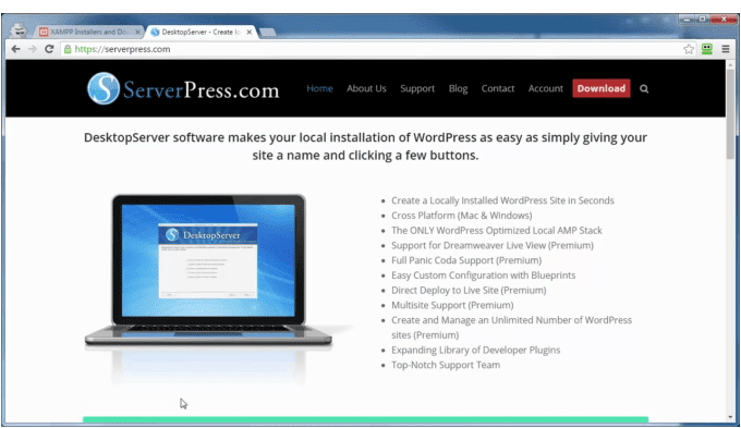 Set Up WordPress On Localhost - WPMasterclasses.com