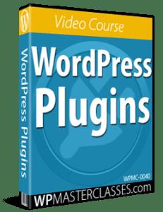 WordPress Plugins - WPMasterclasses.com