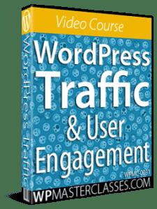 WordPress Traffic & User Engagement - WPMasterclasses.com