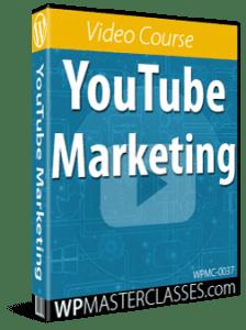 YouTube Marketing - WPMasterclasses.com