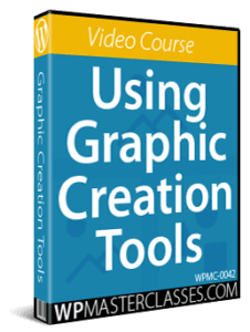 Graphic Creation Tools - WPMasterclasses.com