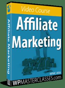 Affiliate Marketing - WPMasterclasses.com
